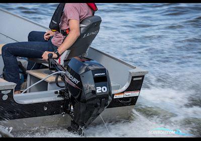 Bådmotor Mercury 20HK Demo