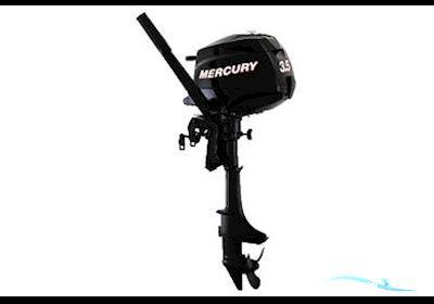 Bådmotor Mercury F3,5 4-Takt