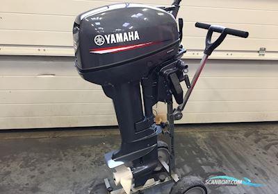 Bådmotor Yamaha 15 HK 2T