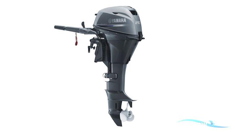 Yamaha 20 HK 4-Takt
