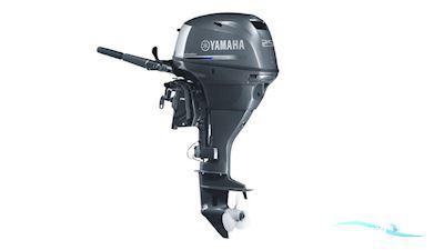 Bådmotor Yamaha 25 HK 4-Takt Påhængsmotor Kampagne