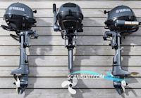 Bådmotor Yamaha 2.5 HK 4-Takt