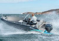 Bådmotor Yamaha 30 HK 4-Takt
