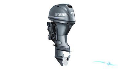 Bådmotor Yamaha 40 HK 4-Takt Påhængsmotor