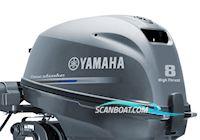 Bådmotor Yamaha 8 HK 4-Takt