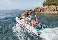 Bådmotor Yamaha 9.9 HK 4-Takt