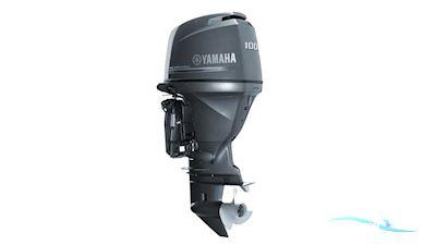 Bådmotor Yamaha F100F HK 4-Takt Påhængsmotor NYHED!!!
