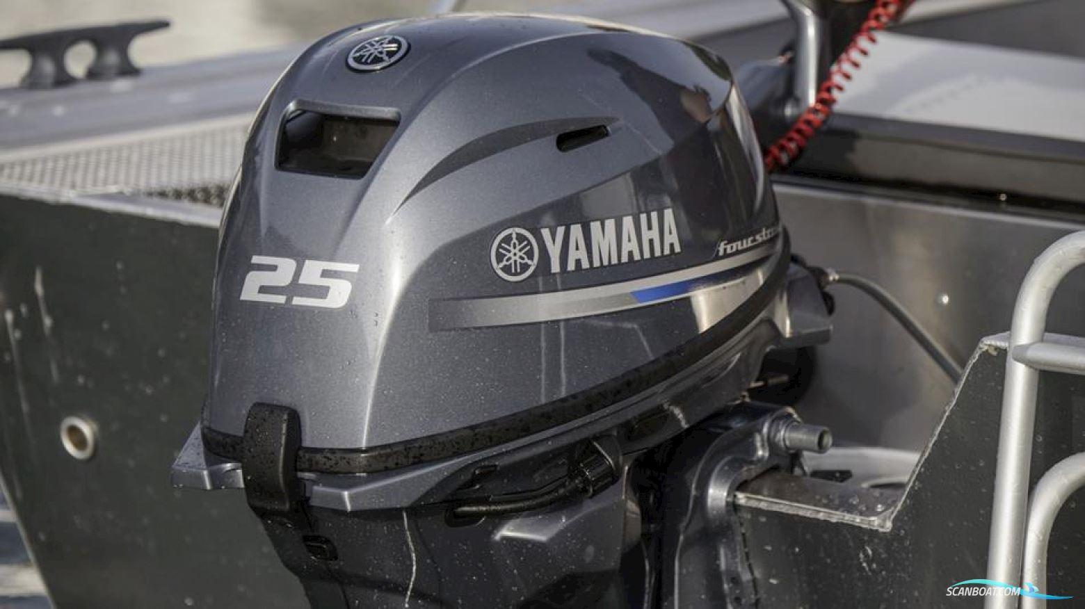 Yamaha F25Ges/L