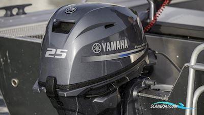 Bådmotor Yamaha F25Ges/L