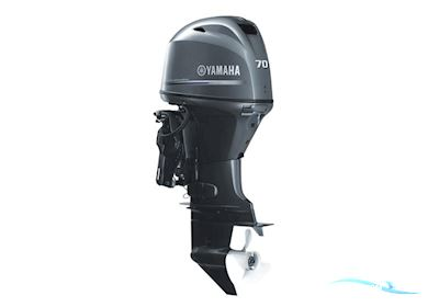 Bådmotor Yamaha F70 på Lager