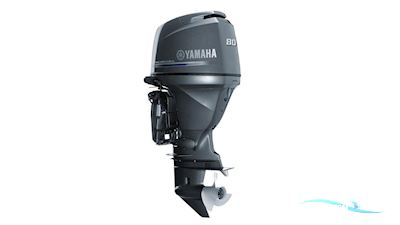 Bådmotor Yamaha F80 HK 4-Takt Påhængsmotor