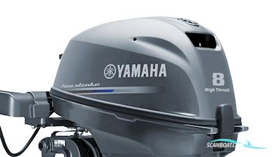 Bådmotor Yamaha FT8Gel/X High Thrust