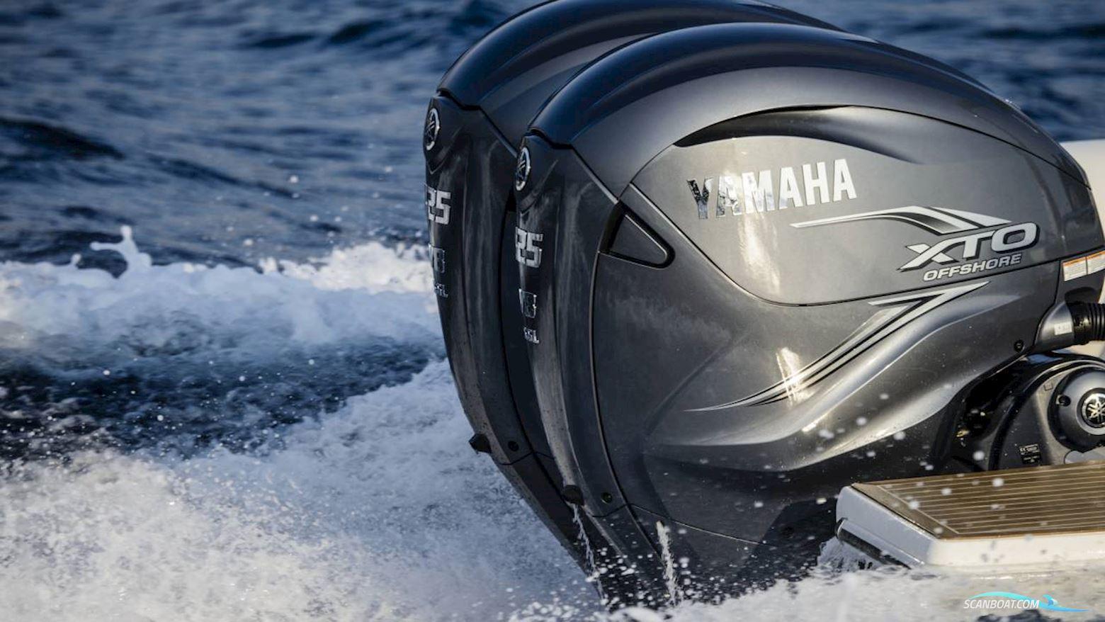 Yamaha XTO 425 HK 4-Takt Påhængsmotor