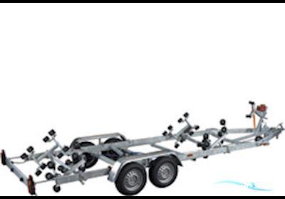Bådtrailer 2701 BB - 2 Akslet Med Superruller