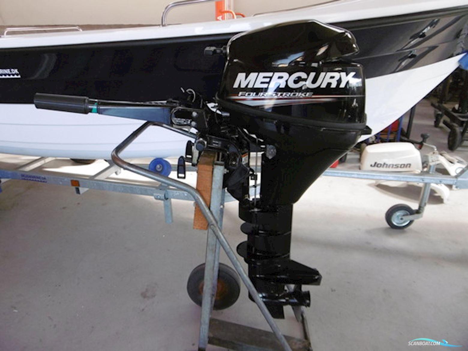 Mercury F9,9Mlh