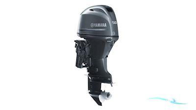 Båt motor Yamaha 50 HK 4-Takt Påhængsmotor