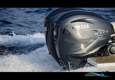 Båt motor Yamaha Xto 425 HK 4-Takt Påhængsmotor