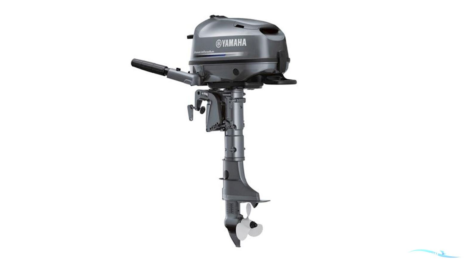 Yamaha 5 HK 4-Takt Påhængsmotor RESTPARTI