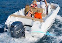 Boat engine Yamaha 70 HK 4-Takt