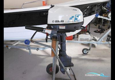 Boat engine Yamaha F5Amhl