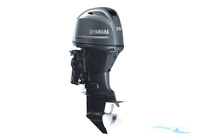 Boat engine Yamaha F70 på Lager