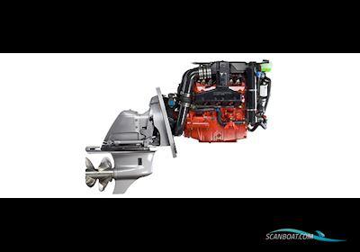 Bootsmotor 8,1GXiE/DPS - benzin
