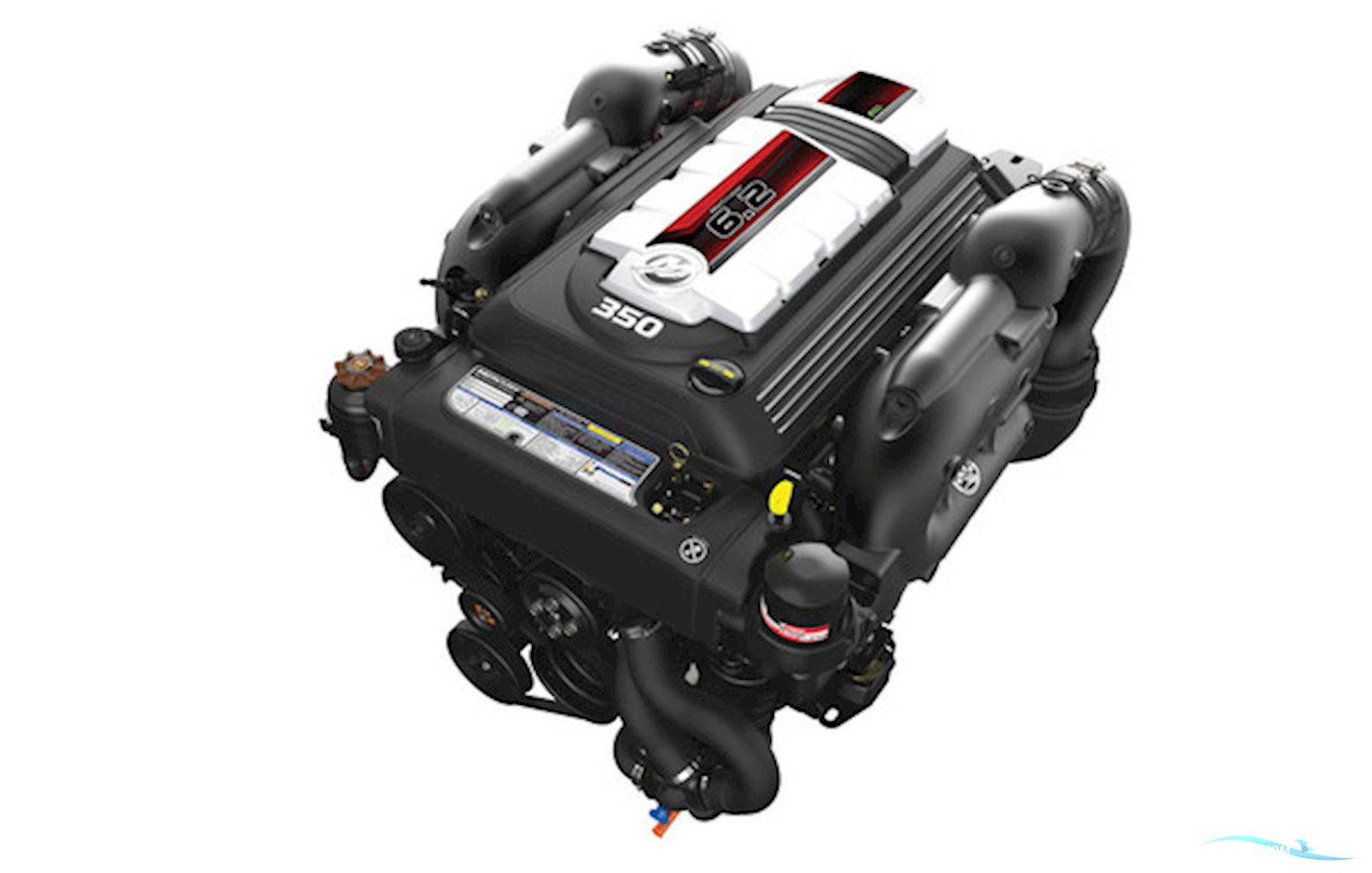 MerCruiser 6.2L 350hk Bobtail+B transom