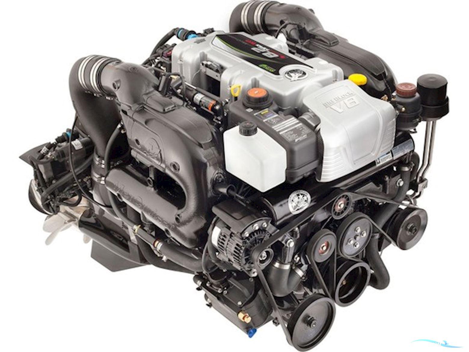 Mercruiser 8.2 Mag HO 430hk Seacore Bobtail+B Transom
