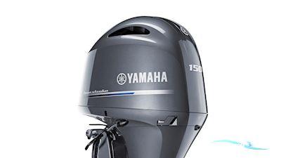 Bootsmotor Yamaha 150 HK 4-Takt Påhængsmotor