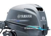 Bootsmotor Yamaha 8 HK 4-Takt