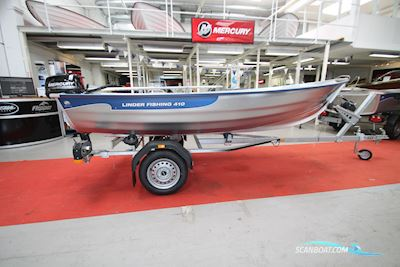Dinghy Ny Linder 410 Fishing