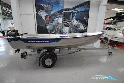 Dinghy Ny Linder 440 Fishing