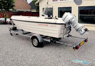 Dinghy Sandström Classic 495 Styrepultbåd