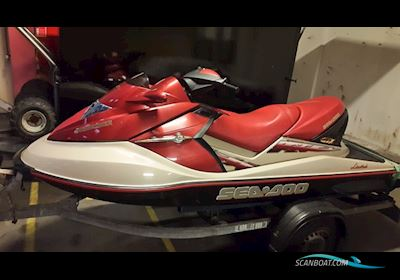 Dinghy Seadoo Gtx Limeted 155