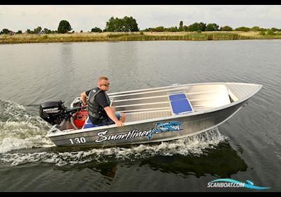 Dinghy Smartliner 130 Alujolle Meget Robust Model Perfekt Til Fiskeri og Jagt