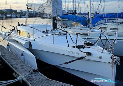 Flerskrogsbåd Dragonfly 25 Sport