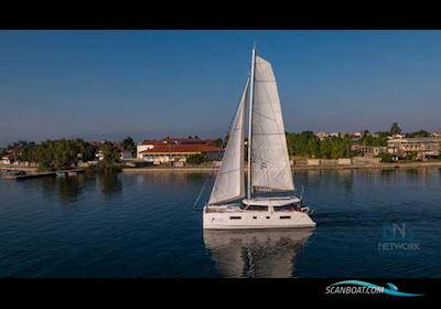 Flerskrogsbåd Nautitech 46 Open