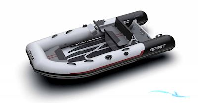 Gummibåd / Rib Aqua Spirit 350C - 20 HK Yamaha/Trailer/Udstyr