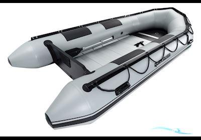 Gummibåd / Rib Quicksilver 420 Sport HD Alu Floor