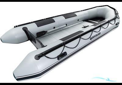 Gummibåd / Rib Quicksilver 470 Sport HD Alu Floor