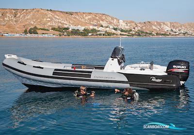 Gummibåt / Rib Ranieri Cayman 23 Sport Diving