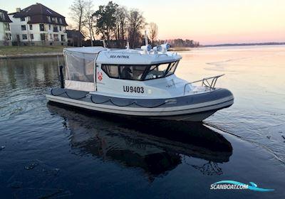 Gummibåt / Rib Sea Patrol 630