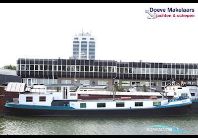 Huizen aan water Dutch Barge 28.65 With Triwv Rhine