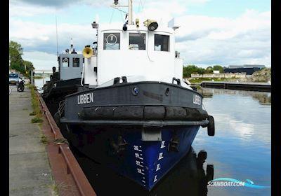Hus- / Bobåd / Flodbåd Sleepboot Sleepboot