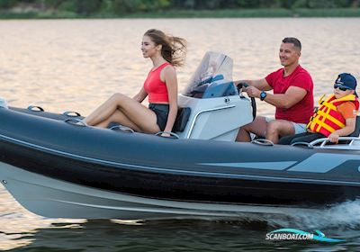 Inflatable / Rib Grand Golden Line 420