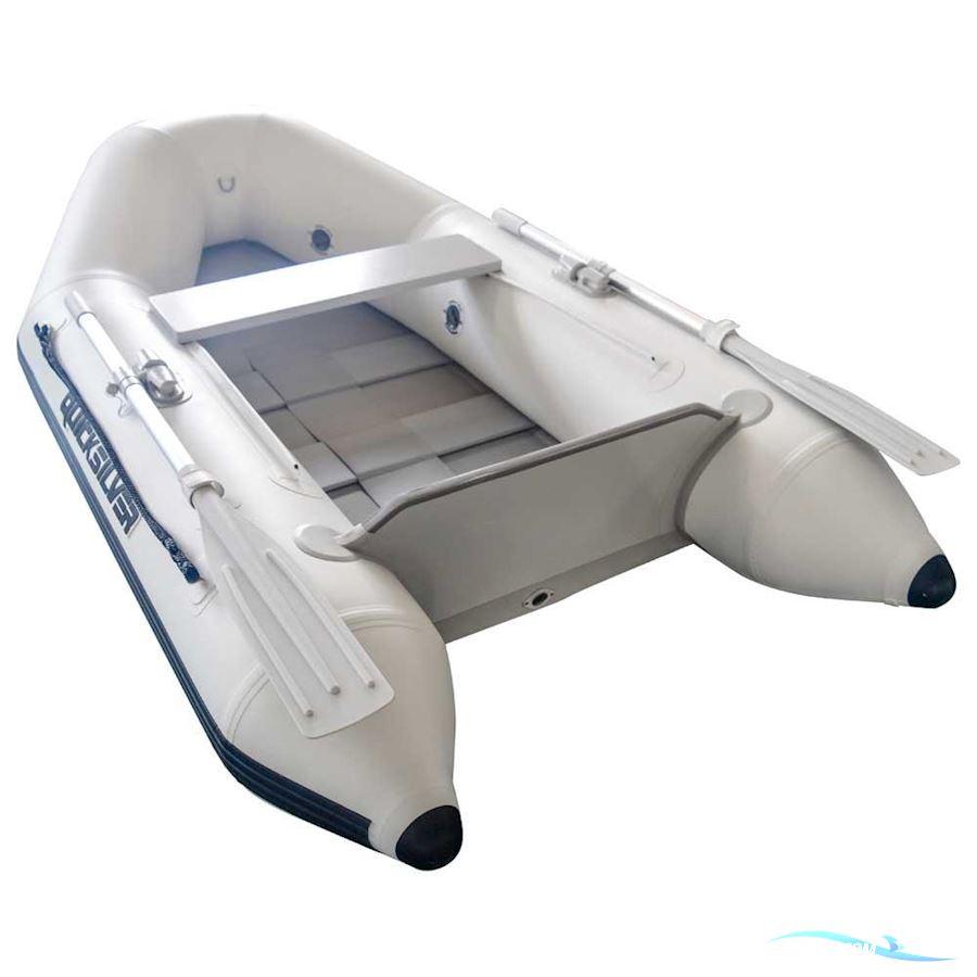 Quicksilver 240 Tendy Gummibåd Med Air Deck.