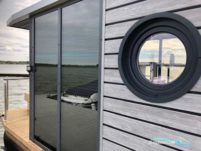 Live a board / River boat La Mare Apartboat