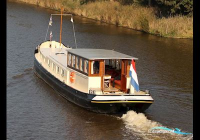 Live a board / River boat Woonschip Luxe Motor