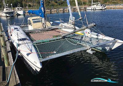 Mehrrumpfboot McGregor 36