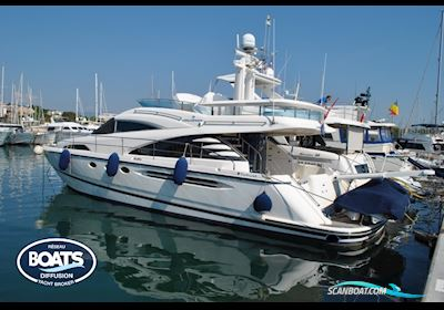 Motor boat ANGLAIS FAIRLINE 58